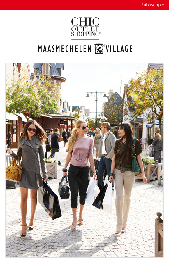 Maasmechelen Village - Chic Outlet Shopping