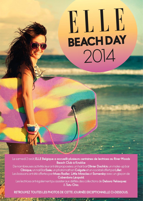 ELLE Beach Day